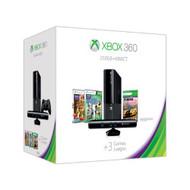 Xbox 360 E 250GB Kinect Three Game Cosnole Bundle - ZZ665004