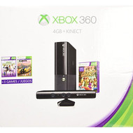 Xbox 360 4GB Kinect Holiday Bundle With 3 Games Forza Horizons Kinect - ZZ665005