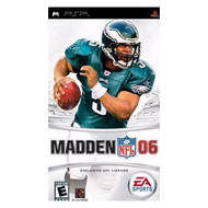 Madden NFL 06 For PSP UMD Football - EE665188