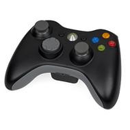 Microsoft OEM Xbox 360 Wireless Controller Black - ZZ665209