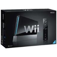 Nintendo Wii Console Black With Wii Sports - ZZ665223