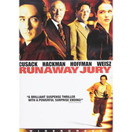 Runaway Jury Widescreen Edition On DVD With John Cusack Drama - XX665893
