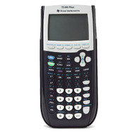 Texas Instruments TI-84 Plus Graphics Calculator Black - ZZ665966
