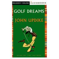 Golf Dreams By John Updike On Audio Cassette - DD666210