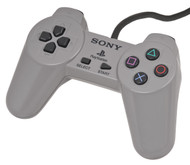 Sony PlayStation OEM Controller Gray For PlayStation 1 PS1 - ZZ666224