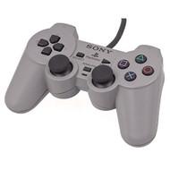 Sony OEM PS1 PlayStation Dualshock Controller Gray - ZZ666227