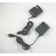 GBA SP AGS-001 AGS-101 AGS-002 Charger AC Cord Plug Lot Of 2 - ZZ666562