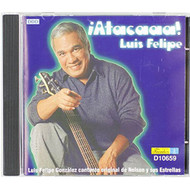 Luis Felipe Atacaaa By Luis Felipe On Audio CD Album - DD666839