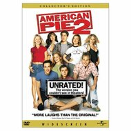 American Pie 2 Unrated Widescreen Edition On DVD with Jason Biggs - EE667525
