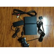 PlayStation 2 Console Slim With Games Bundle - ZZ667531