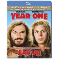 Year One Blu-Ray Blu-Ray 2009 On Blu-Ray Comedy - EE667563