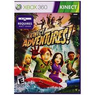 Kinect Adventures! Xbox 360 By Microsoft With Manual and Case - ZZ667626