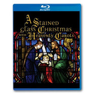 A Stained Glass Christmas With Heavenly Carols Blu-Ray - ZZ667829