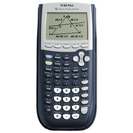 Texas Instruments Ti 84 Plus Calculator - ZZ667845