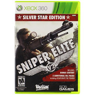 Sniper Elite V2: Silver Star Edition For Xbox 360 With Manual and Case - EE668025