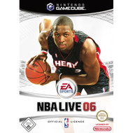 NBA Live 06 For GameCube Basketball - EE668142