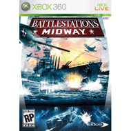 Battlestations Midway For Xbox 360 Strategy With Manual and Case - EE668361