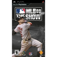 MLB 09 The Show Sony For PSP UMD Baseball With Manual And Case - EE668425