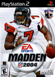 Madden NFL 2004 For PlayStation 2 PS2 Football - EE669192