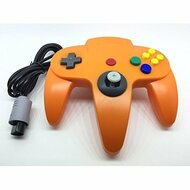 Generic Classic Nintendo 64 N64 Controller Orange - ZZ669200