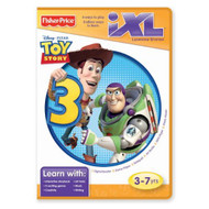 Fisher Price Ixl Learning System Software Toy Story 3 - EE669647