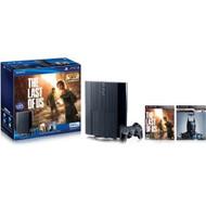 PlayStation 3 250GB The Last Of US & Batman: Arkham Origins Bundle - ZZ669686