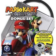 Mario Kart Silver Nintendo GameCube Bundle - ZZ669914