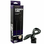 Controller Extension Cable-Black Sega Genesis - ZZ669924