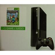 Xbox 360 E 4GB Console With Minecraft - ZZ670357