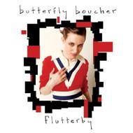 Flutterby By Butterfly Boucher On Audio CD Album 2004 - EE670140