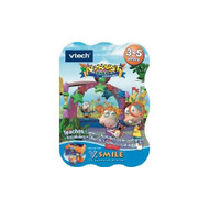 V Smile Alphabet Park Adventure Cartridge V Tech For Vtech - EE670696