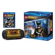 PlayStation Vita 1000 Lego Batman 2 DC Super Heroes Wi-Fi Bundle - ZZ670718