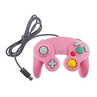 Generic Nintendo GameCube Compatible Controller Pink - ZZ670800