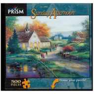Prism Puzzle-Sunday Afternoon Toy Multi-Color - EE670933