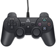 Arsenal Gaming AP3CON3 Wired Controller Black For PlayStation 3 PS3 - EE671089