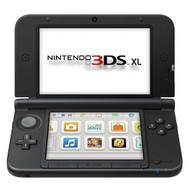 Nintendo 3DS XL Red/black Console - ZZ671281