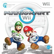 Mario Kart Wii With Wii Wheel For Wii And Wii U - ZZ671591