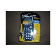 Texas Instruments Inc TI-84 Plus Silver Edition Graphing Calculator - ZZ671628