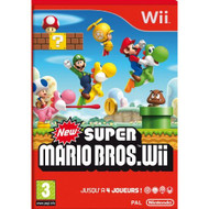Nintendo New Super Mario Bros For Wii And Wii U - ZZ671765