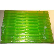 10 Lot Xbox 360 Green Replacement Game Cases - ZZ671805
