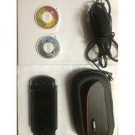Sony PSP 3001 Black Bundle With Games - ZZ672015