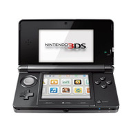 Nintendo 3DS Console In Black - ZZ672182