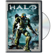 Halo Legends On DVD With James Faulkner - EE672189