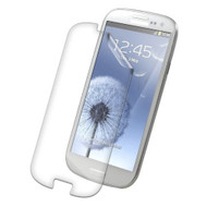 ZAGG SAMGALS3EUS Screen Protector For Samsung Galaxy S III 1 Pack - EE672243