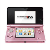 Nintendo 3DS Pearl Pink System - ZZ672261