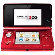 Nintendo 2200249 Console 3DS Metallic Red - ZZ672266