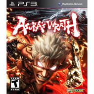 Asura's Wrath For PlayStation 3 PS3 Fighting With Manual and Case - EE672299