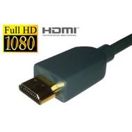 Microsoft OEM Xbox 360 Grey HDMI Cable - ZZ670243