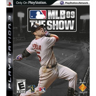 MLB 09 The Show For PlayStation 3 PS3 Baseball - EE672579