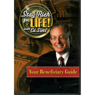 Your Beneficiary Guide DVD Stay Rich For Life! With Ed Slott On DVD - EE672662